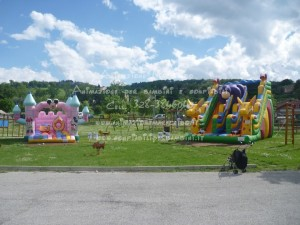 Noleggio gonfiabili per bambini affitto giochi gonfiabili Macerata Ancona Ascoli Pesaro Marche