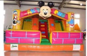 Maxi Scivoli Mickey