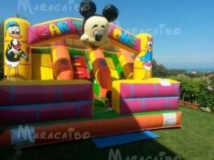 Noleggio giochi gonfiabili per bambini affitto vendita Ancona Macerata Ascoli Pesaro Marche compleanni feste